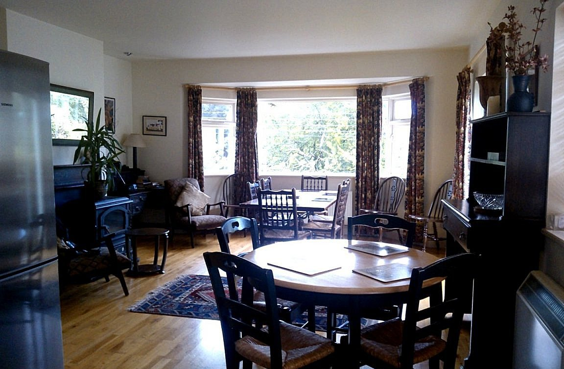 Rockcrest - photo of dining area