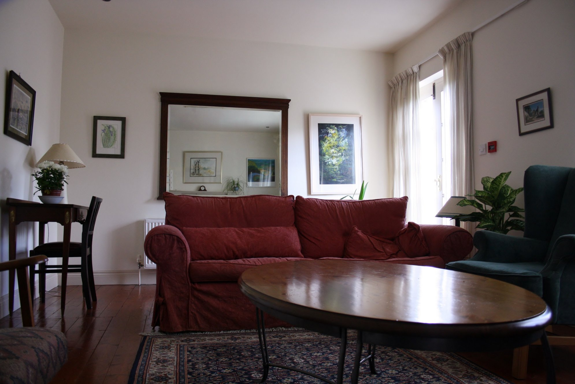 Rockcrest - photo of drawing room
